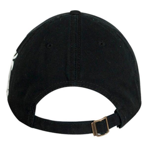 Gorra negra Cleto Reyes
